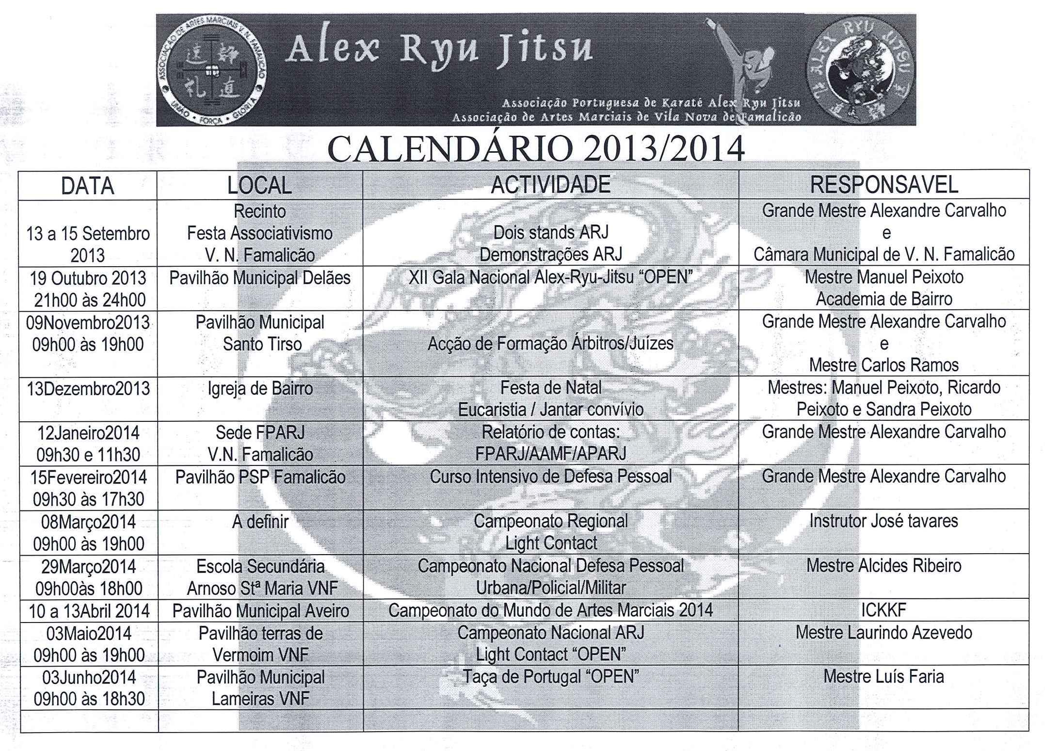 Alex_Ryu_Jitsu_Calendário