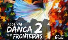 Ballet do Ginásio irá atuar no Festival Dança sem Fronteiras 2