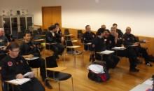 Alex Ryu Jitsu do Ginásio organizou Curso de Arbitragem em Santo Tirso