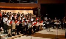 Jazzmoves apresentaram duas novas coreografias durante Concerto de Natal