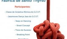 """Ginásio estará presente no evento """"Nós de Dança"""" no dia 2/2"""