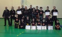 Ginásio conquista dois títulos no Campeonato Regional de Combate