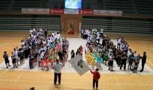 Sarau de Encerramento reuniu as diversas modalidades do Ginásio
