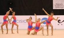 Boas participações dos nossos conjuntos nos Campeonatos Nacionais