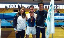 Excelentes resultados no Campeonato Nacional de Trampolim