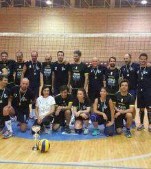 Masters vencem Torneio 74º aniversário AVP