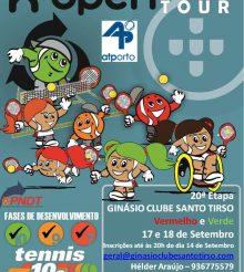 20ª etapa Smashtour Zona Norte em Santo Tirso