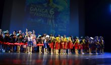 Ballet do Ginásio no Festival Dança sem Fronteiras
