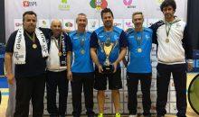 Ginásio sagra-se Campeão Nacional da 2ª Divisão